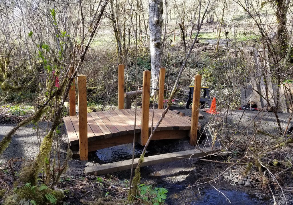 posts for bridge railings